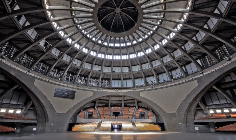 Centennial Hall, Wroclaw |© Ministry of Foreign Affairs of the Republic of Poland