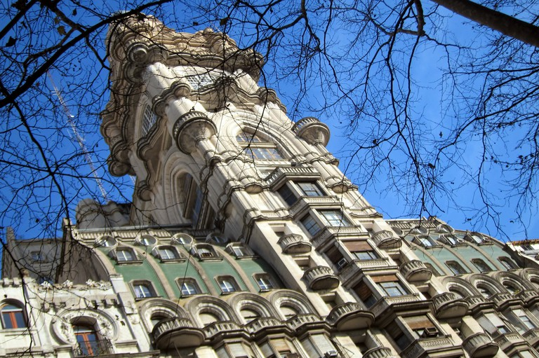 Monserrat: Palacio Barolo, Buenos Aires