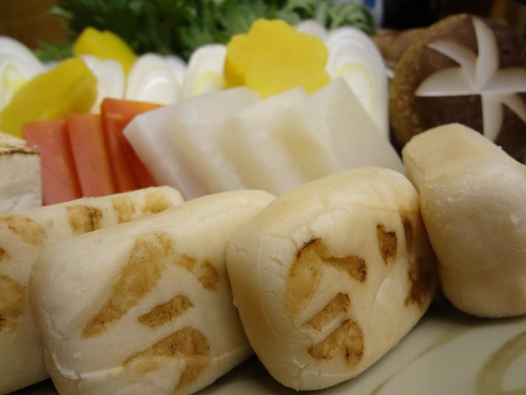 Sukiyaki lunch at Imahan | © Ryo FUKAsawa/Flickr