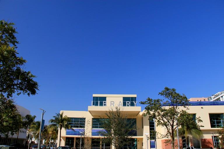 Miami Beach Public Library | Daniel X. O'Neil/Flickr