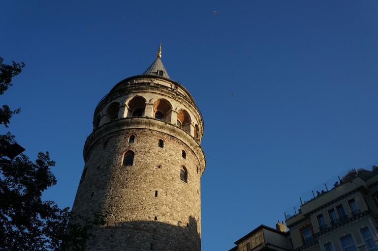 Galata Tower | © Mr Hicks46/Flickr