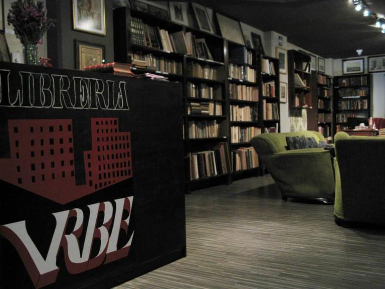 Librería Urbe, Ciudad de México