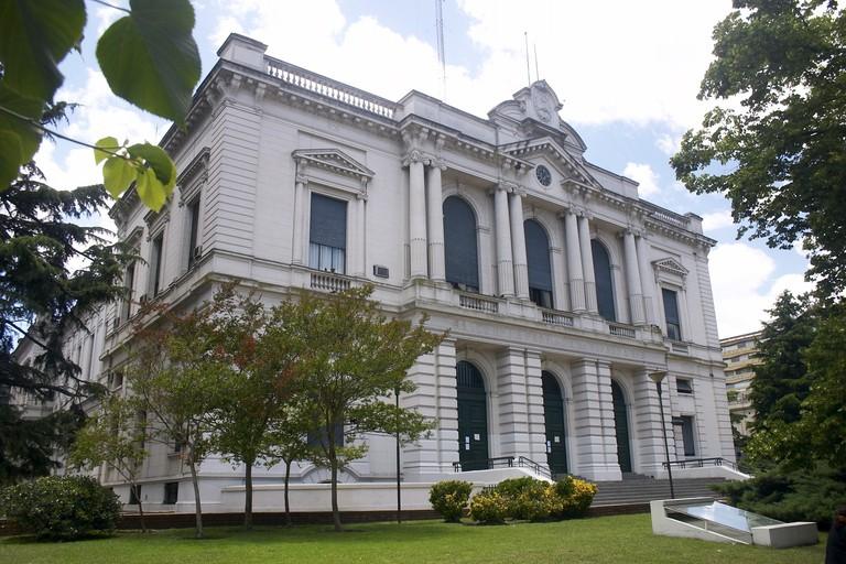 Casa Matriz del Banco de la Provincia de Buenos Aires, en La Plata, Argentina | ©Barcex/Flickr