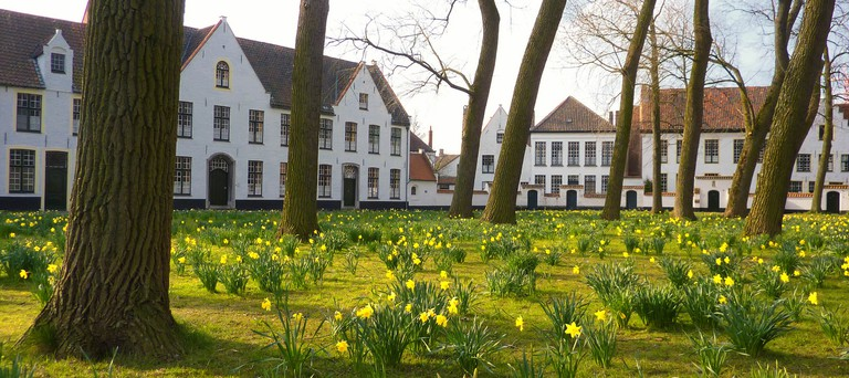 Beguinage | © Eric Huybrechts / Flickr