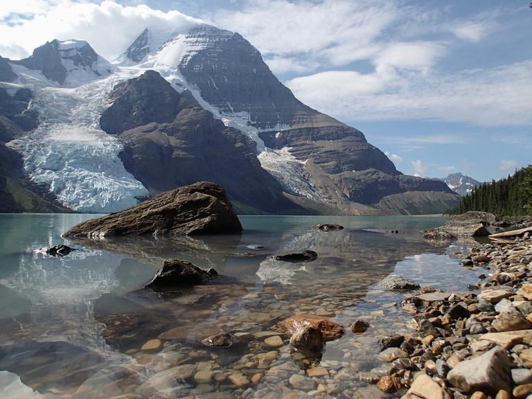Reflections in Berg Lake © Dan Dwyer / Flickr