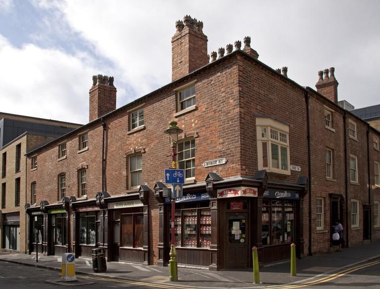 Birmingham Back To Backs, Hurst Street