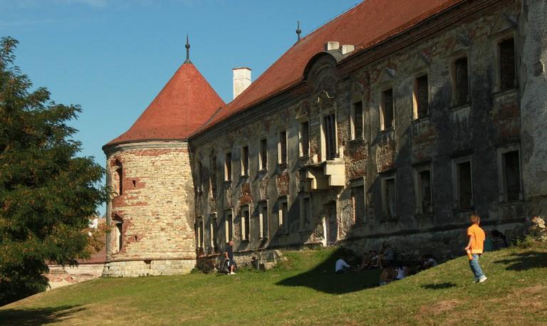 Bonțida Bánffy Castle