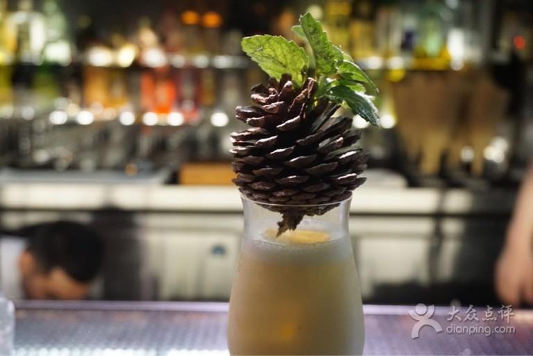 Creative cocktails at Botanist