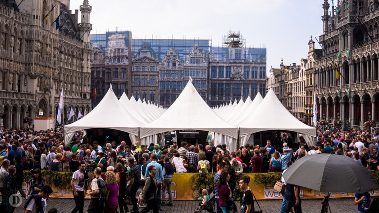 Brussels Beer Weekend | © David Taquin / Flickr