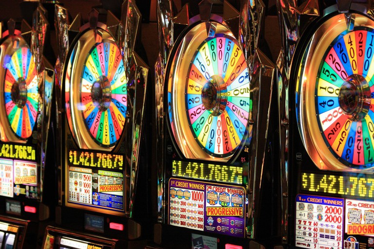 Try your luck at the casino © Ted Murphy / Flickr