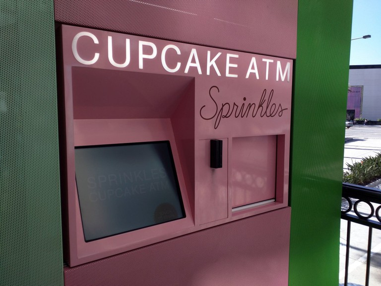 Cupcake ATM | © Cory Doctorow / Flickr