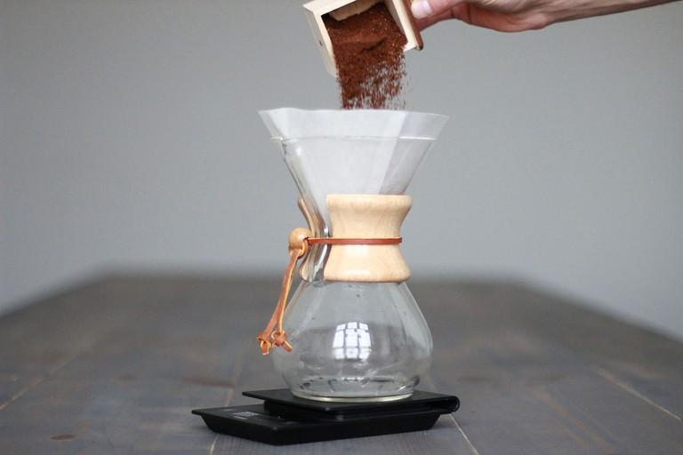 A Chemex coffee maker | © Coffee Circle from Berlin, Deutschland/WikiCommons