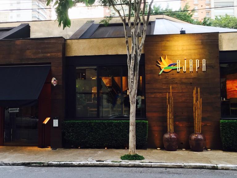 Djapa Restaurant in São Paulo