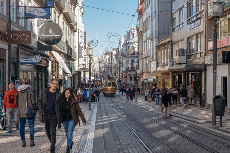 DSCF2984 - WATSON - PORTO, PORTUGAL - RUA DE SANTA CATARINA (STREET)