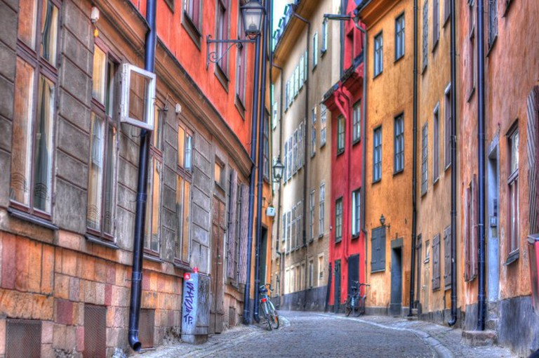 Stockholm's Old Town | ©Mike Norton/Flickr
