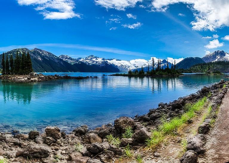 Beautiful Garibaldi Lake © David Veksler / Flickr
