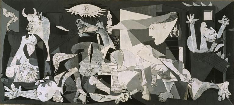 La Guernica  © Joaquin Cortes / Roman Lores for the Reina Sofia