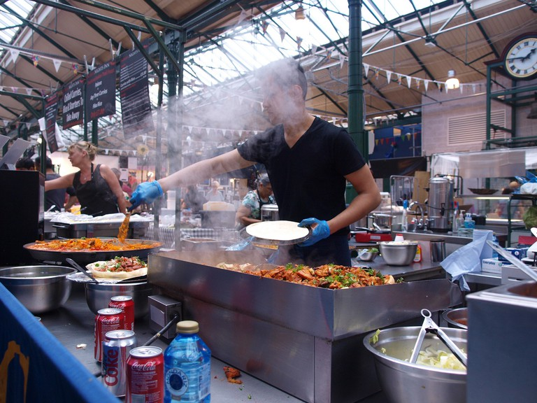 Sample delicious fare at St George's Market