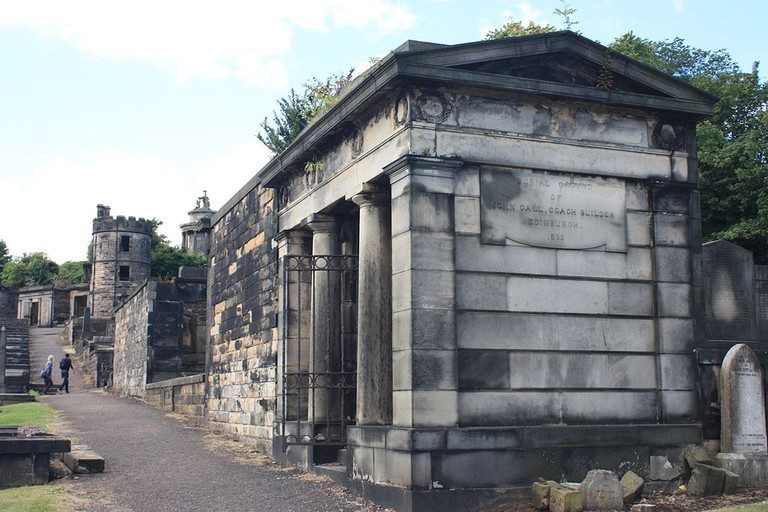New Calton Cemetery | © WikiCommons