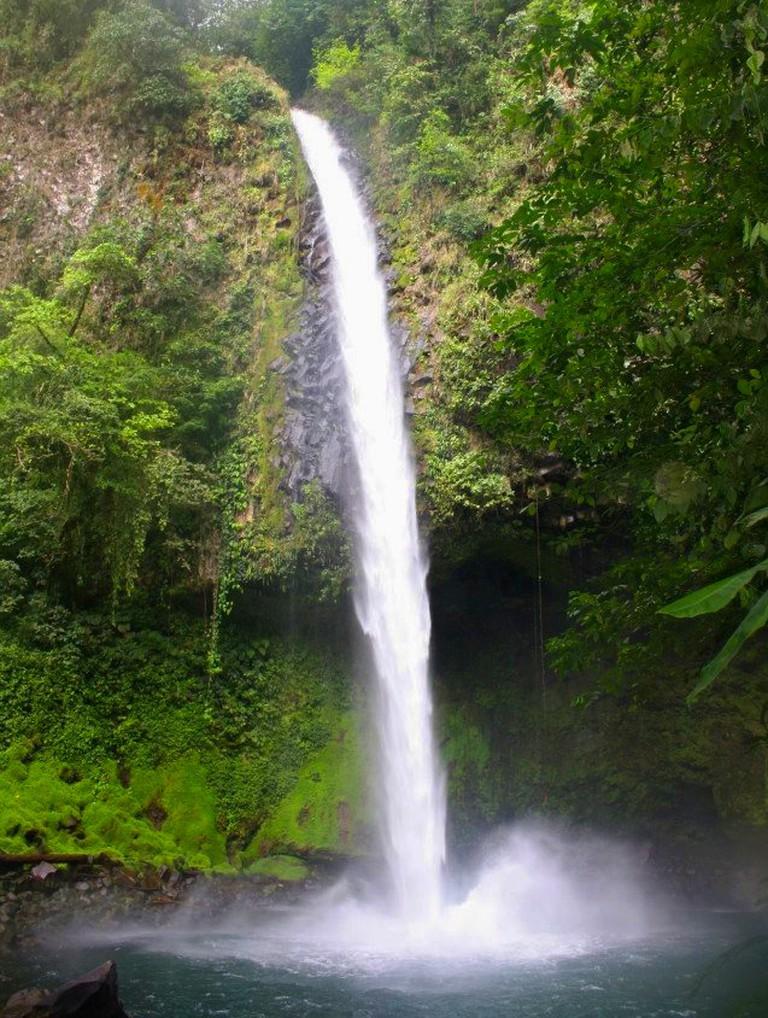 La Fortuna Waterfall/Jenn Parker
