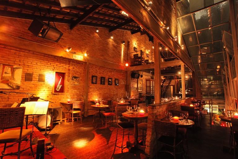 Madeleine Bar, São Paulo