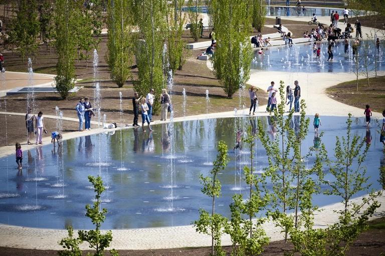 Madrid Rio is a great place for families | © Madrid Destino Cultura Turismo y Negocio, 2013