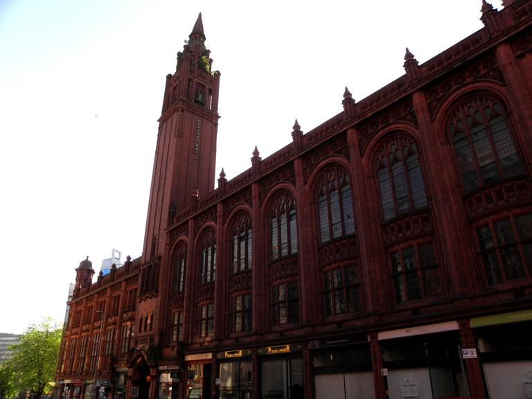 Methodist Central Hall, Birmingham