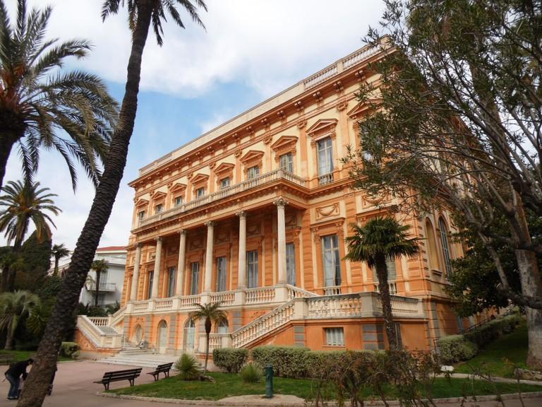 The Musée des Beaux-Arts de Nice