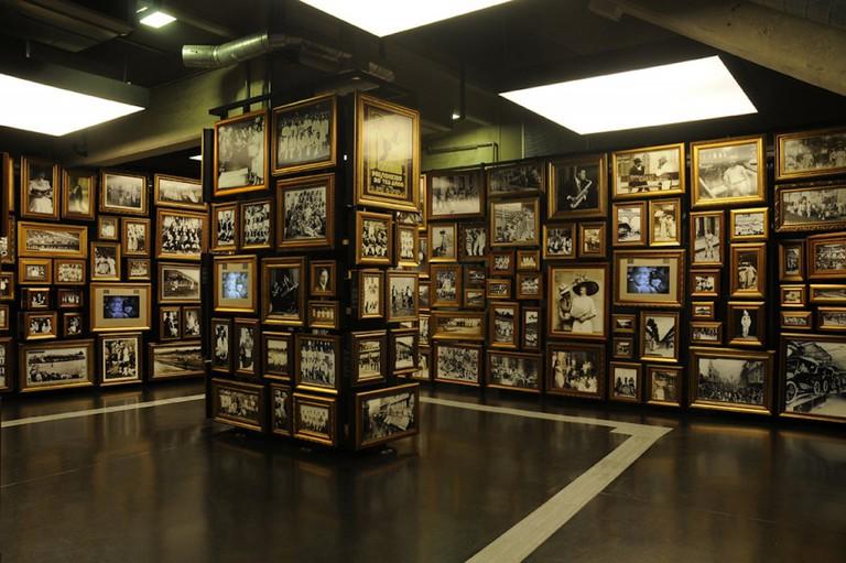 Museu do Futebol , courtesy of Museu do Futebol