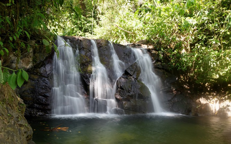 Nauyaca Waterfall/Steven Lam/Flickr
