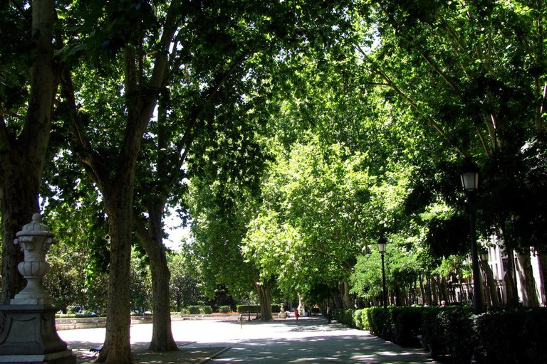 The Paseo del Prado | © Rubén Vique/Flickr