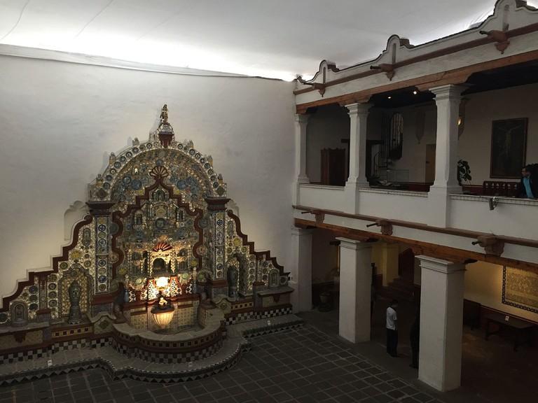 Museo Casa del Risco | © Karina Anaya/WikiCommons