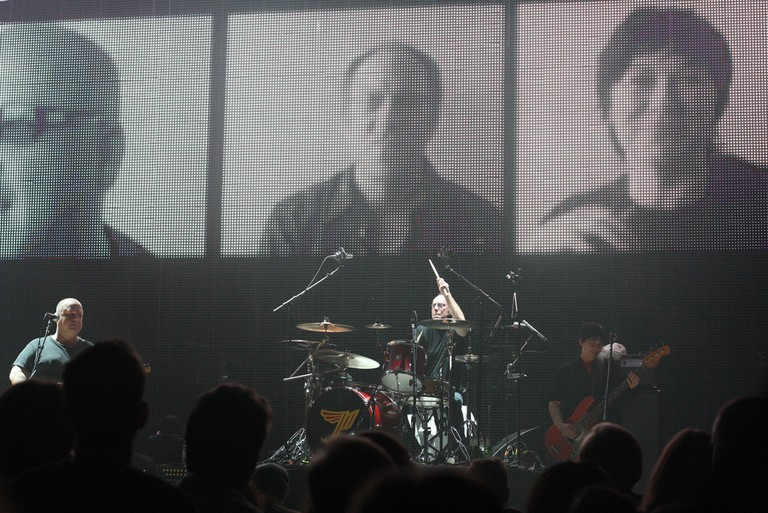 Pixies perform at DAR Constitution Hall | ©Angie Garrett/Flickr