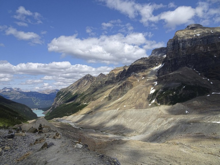 Plain of Six Glaciers Valley © Travis Purcell / Flickr