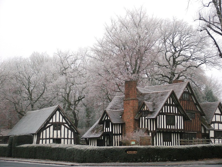 Selly Manor in Bournville