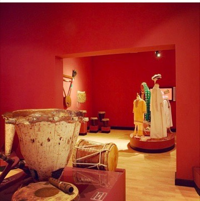 The Traditional Arts Corner- Bait Al Baranda Museum | © Property of Bait Al Baranda Museum Muscat