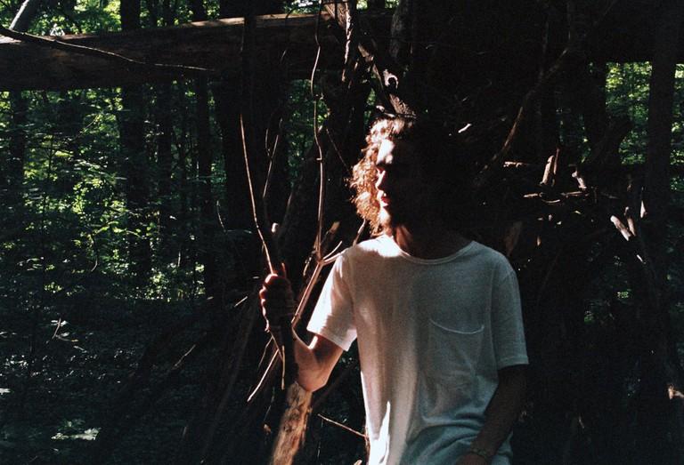 Pick up sticks, build a fort, find your inner child | © Megan King