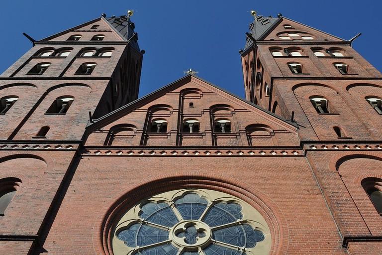 St. Marien church | © Ajepbah / Wikimedia