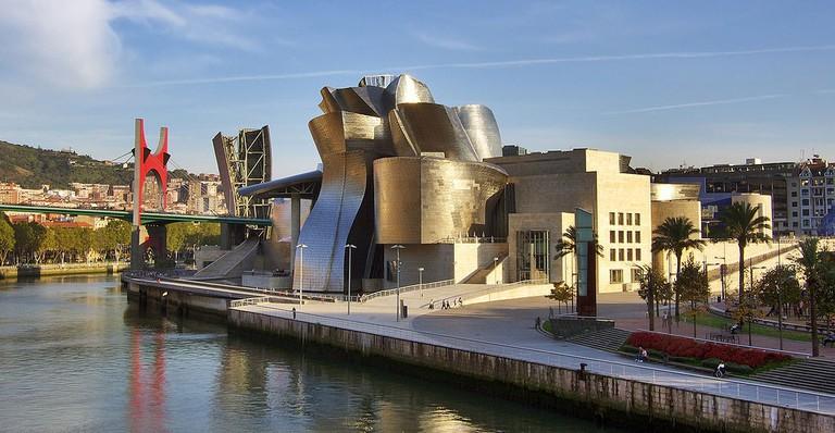 Guggenheim museum Bilbao | ©Phillip Maiwald / Wikimedia Commons