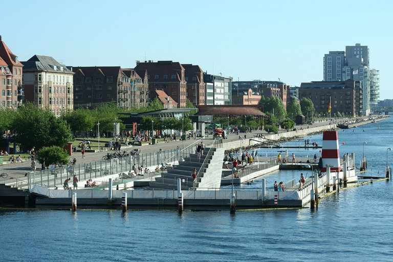 Islands Brygge waterfront |© Jacob Friis Saxberg / Wikimedia Commons