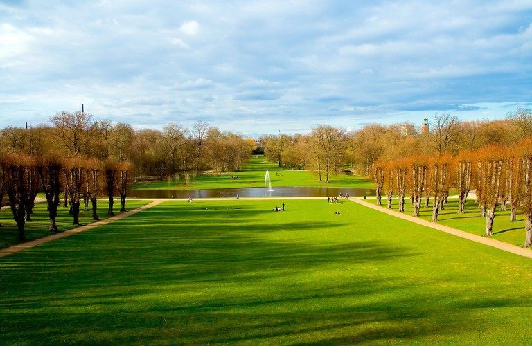 Frederiksberg Garden   © Jacob Bøtter / Flickr