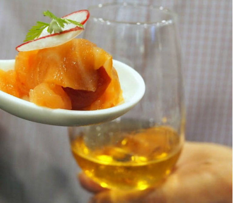 Whisky Paired With Food