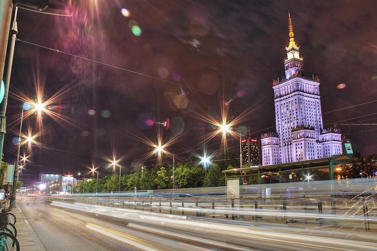 Warsaw © Lukas Plewnia / Flickr
