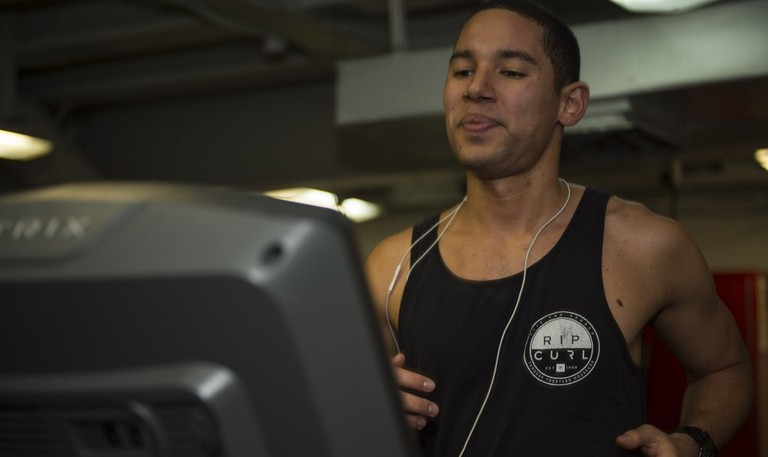 Treadmill Class | © Navel Surface Warriors / Flickr