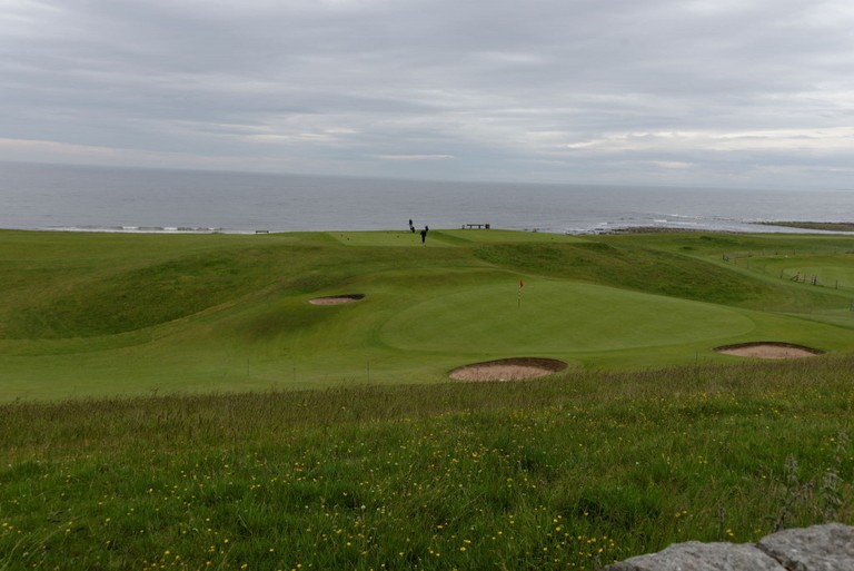 Brora Golf Course | © Gerhard Hoffmann/Flickr