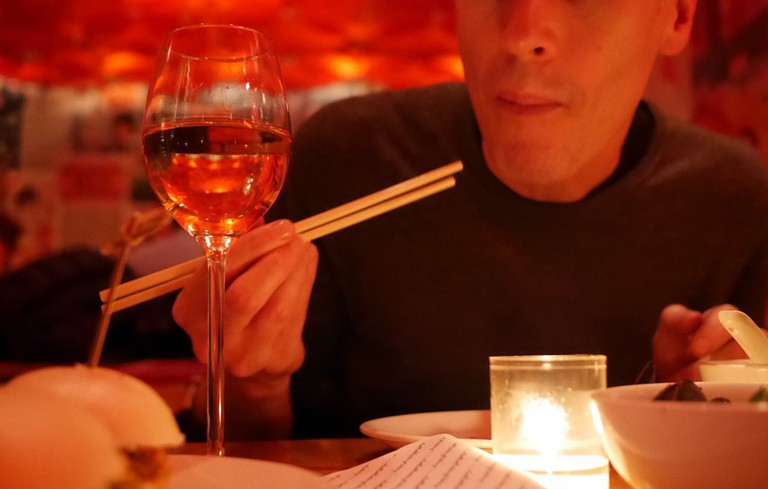 Asian Tapas And Cocktails