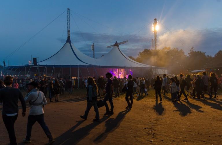 Roskilde Festival | © Thomas Rousing/ Flickr