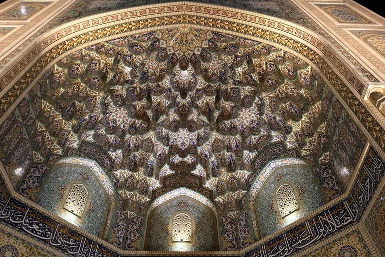Sultan Qaboos Grand Mosque, Sohar | © Riyadh Al Balushi / Flickr