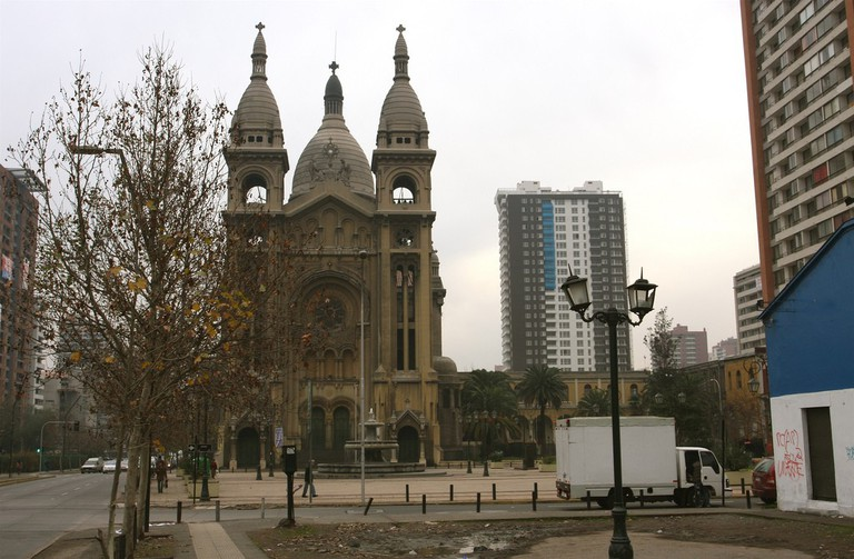 Basílica de los Sacramentinos - Santiago © TravelingOtter