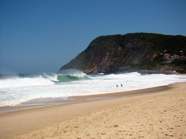 Praia Itacoatiara |© Rodrigo Soldon/Flickr